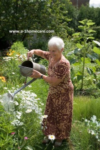 a-1 home care creative activities