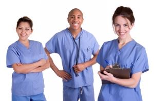 A-1 Domestic Three Nurses
